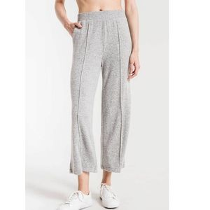 NWT Z Supply The Marled Wide Leg Pant